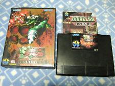 NG ROM Choutetsu Brikinger Neo-Geo Game Japan SAURUS 1996 Rare Free Shipping