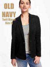BNWT Womens Old Navy Twill Blazer Size : Medium