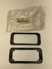 Genuine Whelen 7flangeb Black Flange Kit 01 0462920 02 A 700 Led Flange Black