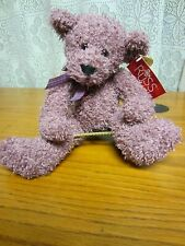 RUSS~BEARS FROM THE PAST~PURPLE BEAR~FRIZZLY~WITH TAGS