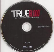 True Blood (DVD) Season 2 Disc 3 Replacement Disc U.S. Issue