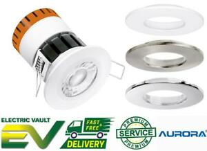 Aurora Enlite EN-DE8 Dimmable Downlight - 8W IP65 Integrated Fire Rated LED