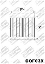 COF039 Ölfilter CHAMPION Suzuki ATVLT-R450 K6,K7,K8,K9 Quadracer4502007