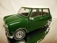 SOLIDO MINI COOPER S 1964  - GREEN 1:16 - VERY GOOD CONDITION