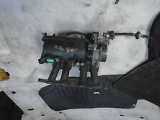 Peugeot 207 Inlet Manifold with Throttle Body 1.4 8V Petrol