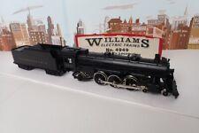 Williams Brass O Gauge No.4949 Pacific 4-6-2 Steam Engine & Tender