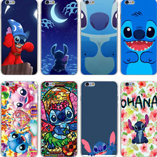 Stitch Cartoon Cute Animal Disney Hard Case Cover For iPhone Samsung Huawei New