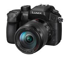 Panasonic DMC-GH4HEG-K Systemkamera inkl. 14-140mm Objektiv - DMC GH 4 H