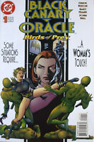 BLACK CANARY ORACLE : Birds of Prey ( 1st Appearance ) DC comics Hot movie .. NM