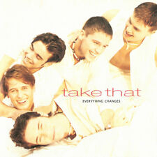 Take That - Robbie WilliamsEverything Changes - Made In Spain CDBMG1993