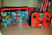 Vinilo Skin Nintendo Switch  MARIO. DESDE ESPAÑA. NUEVO NEW  Decal. EN BRILLO