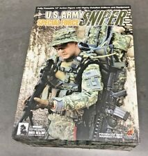 """HOT TOYS 1/6 U.S. Army Special Forces """"Sniper"""""""
