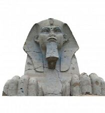 SPHINX STANDEE * egypt * party decor * standups * cutouts * egyptian * buildings