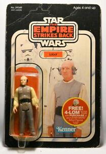 Vintage Kenner Lobot Star Wars ESB MOC 47A Back Sealed unopened