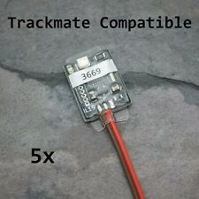 5pcs RC Car IR Transponder - Compatible with Trackmate System