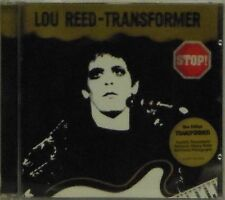 LOU REED 'TRANSFORMER' 11-TRACK CD