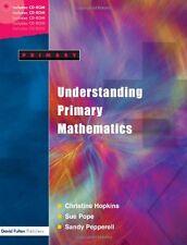 Understanding Primary Mathematics,Christine Hopkins, Ann Pope, Sandy Pepperell