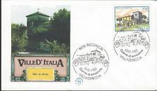 FDC 10/10/83 Italy, Villa Di Riccia