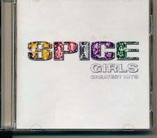 Spice Girls Greatest Hits cd like new