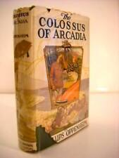 1938 E. PHILLIPS OPPENHEIM: THE COLOSSUS OF ARCADIA