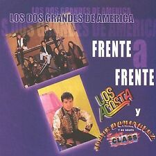 LOS ACOSTA - FRENTE A FRENTE (NEW CD)