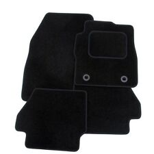 Perfect Fit Black Carpet Car Floor Mats for Toyota Celica (94-99) with Heel Pad