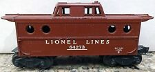 Lionel Postwar 6427-3 Lionel Lines N5C Porthole Caboose