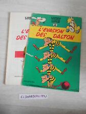ELDORADODUJEU > BD SOUPLE - LUCKY LUKE 15 L'EVASION DES DALTON - DUPUIS R 1969 *