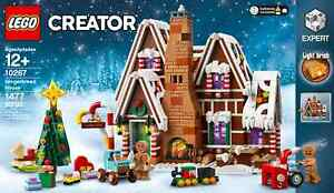 LEGO 10267 Gingerbread House  - Brand New In Sealed Box