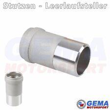 Stutzen Anschluß Leerlaufsteller an Saugrohr für Opel Motore C20LET C20XE C20NE
