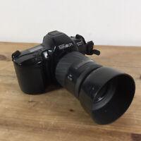 Minolta Dynax SPxi 35mm SLR camera & Af 70-210 Zoom Lens