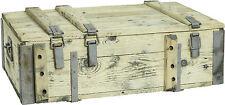 Munitionskiste PTM Sandgesstrahlt Aufbewahrungskiste Militärkiste Munitionsbox