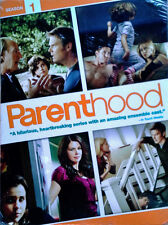 PARENTHOOD - CRAIG T. NELSON, PETER KRAUSE - (3) DVD SET - STILL SEALED
