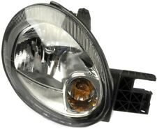 FITS 2003-2005 DODGE NEON PASSENGER RIGHT FRONT HEADLIGHT ASSEMBLY BLACK