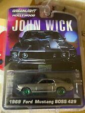 GREENLIGHT GREEN MACHINE JOHN WICK