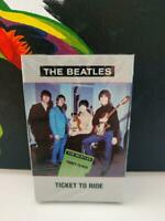 SEALED cassette, The Beatles ‎– Ticket To Ride 4KM-44307, XDR, 1992