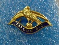 Falcon Bowling Club Enamel Badge