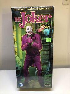 Moebius Models 1/8 Scale The Joker Model From The Classic Batman TV Series