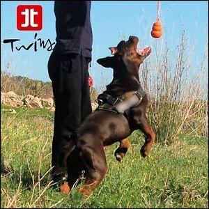 Pettorina Cane JULIUS-K9 IDC Power Harness Bulldog Pastore Tedeco Beagle Pitbull