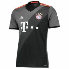 Camisetas de fútbol de clubes alemanes 2ª equipación de manga corta