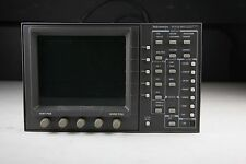 Tektronix WFM 601i Serial Component Monitor