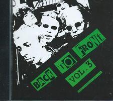 BACK TO FRONT VOLUME 3 - WORLD PUNK ROCK 1978-82 COMPILATION 19-trk INCOGNITO CD