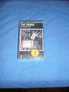 """The Doors """"Strange Days"""" MC/CASSETTE  Elektra – 7559-60657-4 EUROPE 1994 SS"""