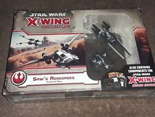 Star Wars X-Wing Miniatures Game Saw's Renegades Expansion Pack SWX74