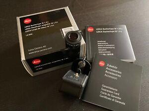 Leica Sucherlupe 1,4x, 12006, für Leica M, M6, M7 M8, M9, Monochrom etc OVP
