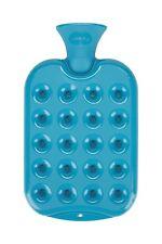 Fashy Waben-Wärmflasche, 1,2 Liter, petrol