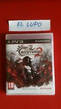 CASTLEVANIA LORDS OF SHADOW 2 PS3 SONY NEUF SOUS BLISTER VERSION FRANCAISE