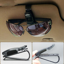 Black Plastic clip in car For pens memos sunglasses business card glasses ticket
