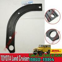 For Toyota Land Cruiser BJ40 FJ40 FJ42 FJ45 FJ47 Spacer Cab Panel Rubber Rear LH