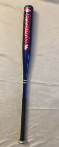 """Worth Copperhead Baseball Bat Model LC412 Alloy 32"""" 20oz -12"""